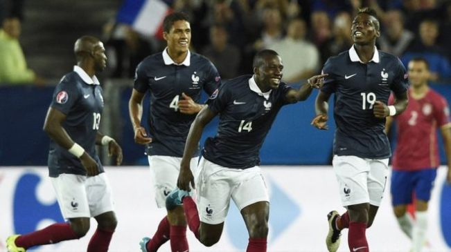 France aim to win a second European Championship on home soil image: bbc.com