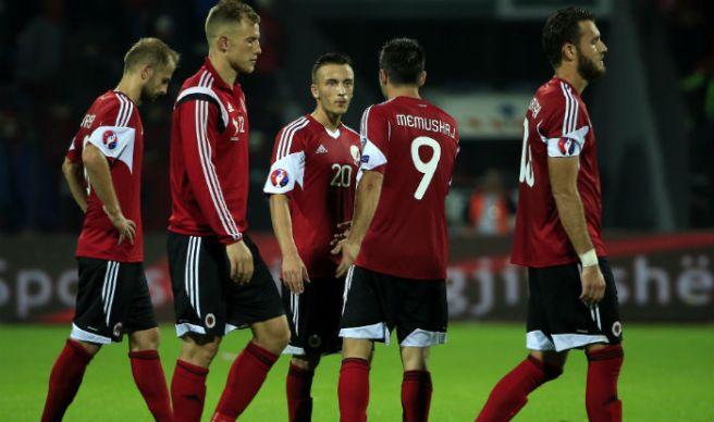Albania look to stun Swutzerland in thier Euro 2016 opener image: india.com