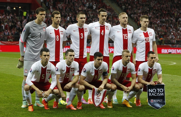 Poland have never made it past the group stages on two previos Euros image: the42.ie