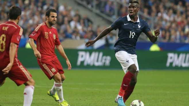 Paul Pobga was voted the best young player at the 2014 World Cup image: espnfc.com