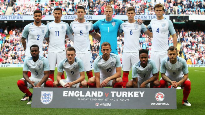 England were the only nation with a 100% record in qualifying image: skysports.com