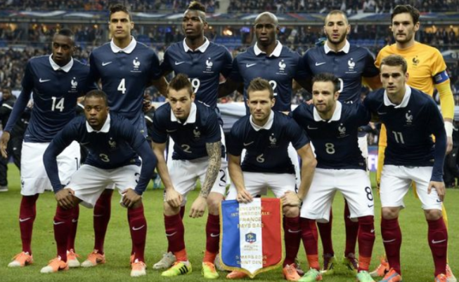 France are two-time Euroean Champions image: winqq288.net