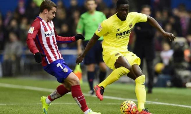Eric Bailly made 35 apprearences at Villarreal image: talksport.com