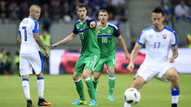 Northern Ireland are on a 12-match unbeaten run image: skysports.com