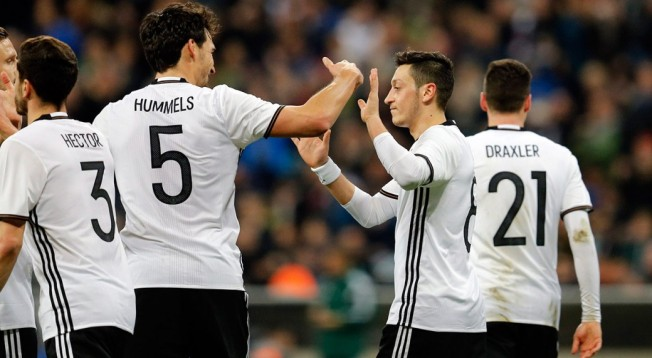 Germany fell at the semi-finals at Euro 2012 image: sportsnet.ca