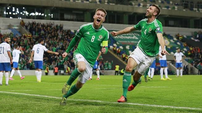 Steven Davis has made over 80 apprerances for Northern Ireland image: dreamteamfc.com