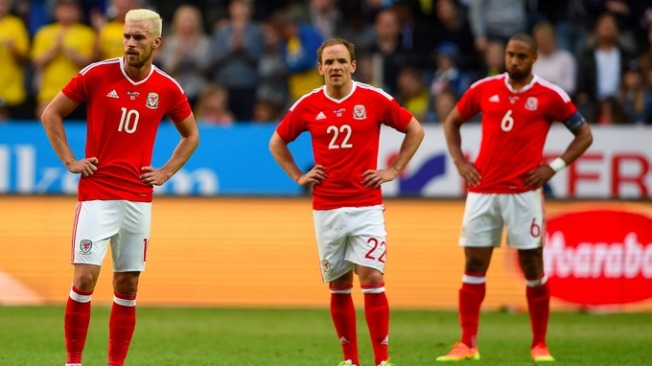 Wales suffered a 3-0 loss to Sweden in their final warm up game image: itv.com