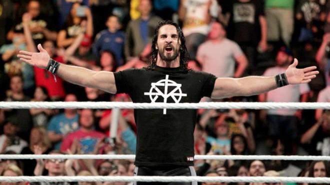 Seth Rollins returned in May after seven months out injured image: wwe.com