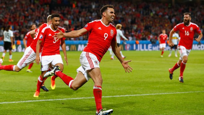 Hal Robson Kanu scored a sublime goal in Wales win over Belgium image: newsoneplace.com