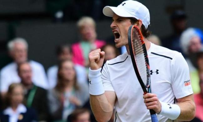 Andy Murray's only triumph at Wimbledon came in 2013 image: talksport.com