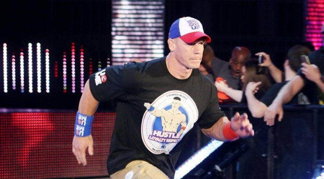 John Cena is touted as being the face of Smackdown image: indianexpress.com