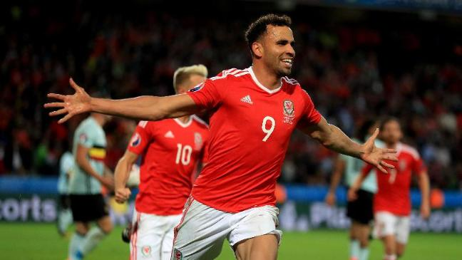 Hal Robson Kanu starred for Wales at Euro 2016 image: sport.bt.com