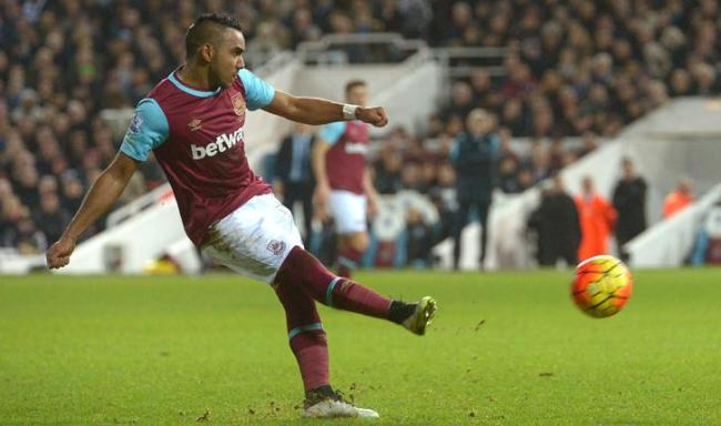 Dimitri Payet scored nine league goals for West Ham last season image: westham.cz