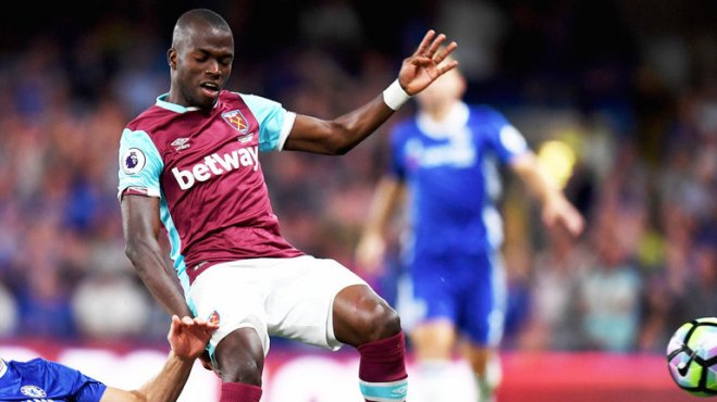 Enner Valencia cost West Ham £12m after impressing at the 2014 World Cup for Ecuador image: footballepl.com