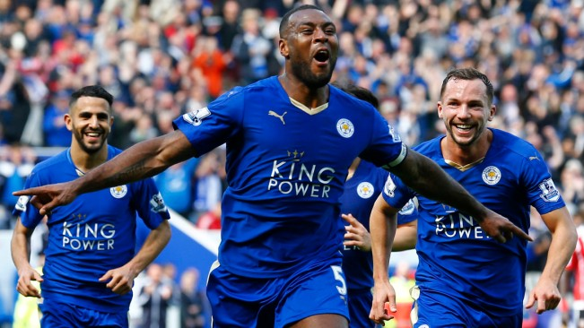 Leicester compete in the Champions League for the first time image: eurosport.co.uk