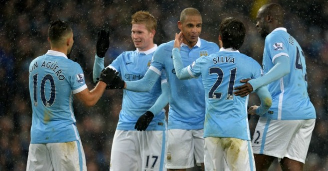 Man City reached the semi-finals of the Champions League last season image: teamtalk.com