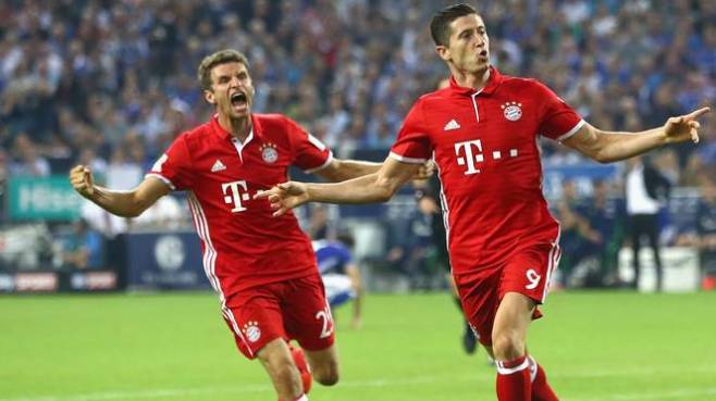 Bayern Munich will be expected to win big agsinst Russian runners-up Rostov image: ballball.com
