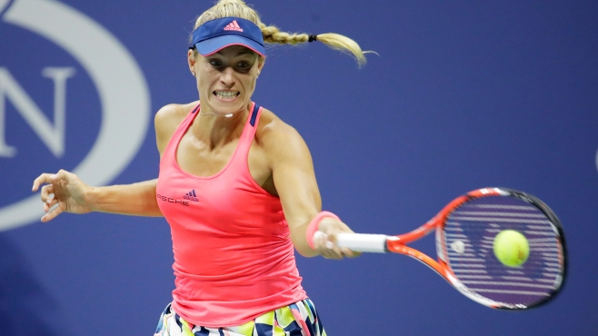 Angelique Kerber could become world number one if Serena Williams fails to reach final image: sportlobster.com