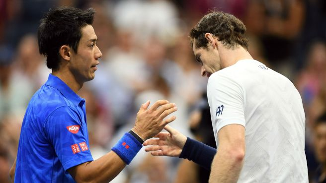 It is the first time this year that Andy Murray failed to reach a grand slam semi-final image: sportingnews.com