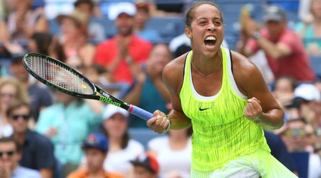 Madsion Keys has never progressed beyond the fourth round at the US Open image: indiannews24.com