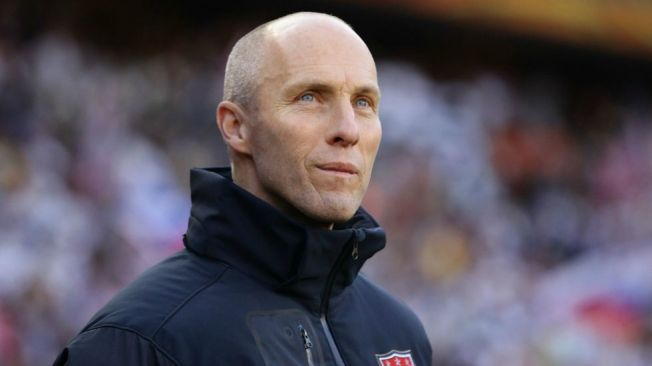 Bob Bradley managed the USA nationl team between 2006 and 2011 image: foxsports.com