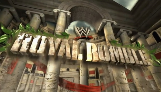 Rey Mysterio became just the fourth man to start and win a Roayl Rumble match image: network.wwe.com