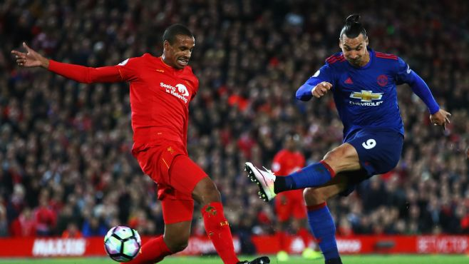 Liverpool failed to find a breakthrough against a defence minded Man Utd image: inlivenews.com