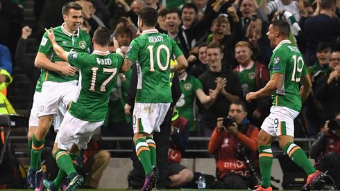 Ireland have only beaten Austria twice in four meetings image: uefa.com