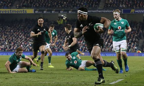 Malakai Fekitoa ensured victory for New Zealand with his second try image: theguardian.com