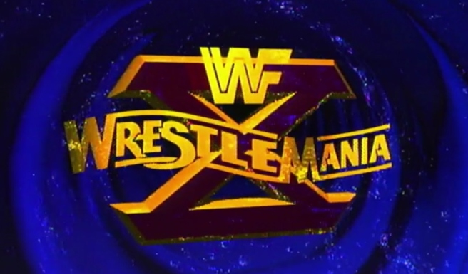 WrestleMania X was one of three times Madsion Square Garden hosted WrestleMania image: network.wwe.com