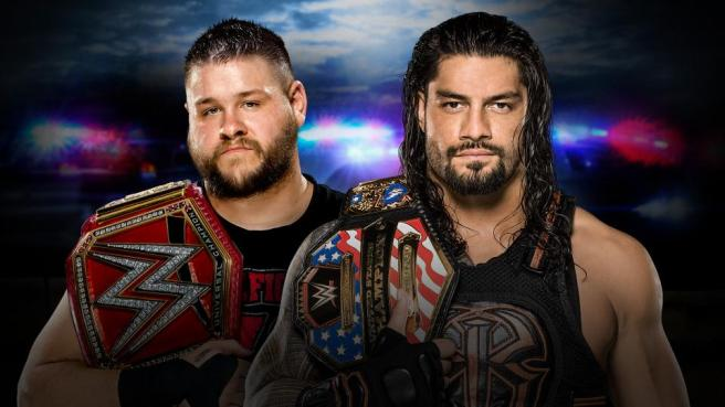 Roman Reigns looks to add the Universal Championship alongside his United States title image: wwe.com