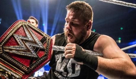 Kevin Owens won the Universal Championship in August image: inquisitr.com