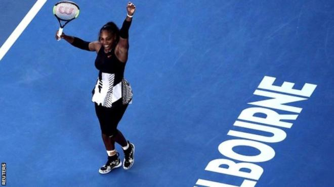 Serena and Venus Williams will meet in their first major final since 2009 image: bbc.com