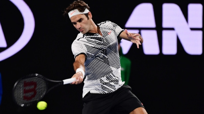 Roger federer's last major title came at Wimbledon in 2012 image: ausopen.com