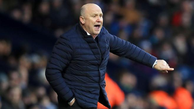 Mike Phelan becomes the fourth managerial casualty in the Premier League this season image: hullcitytigers.com