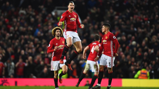 Man United are now unbeaten in 16 games in all competitions image: footballnews.net